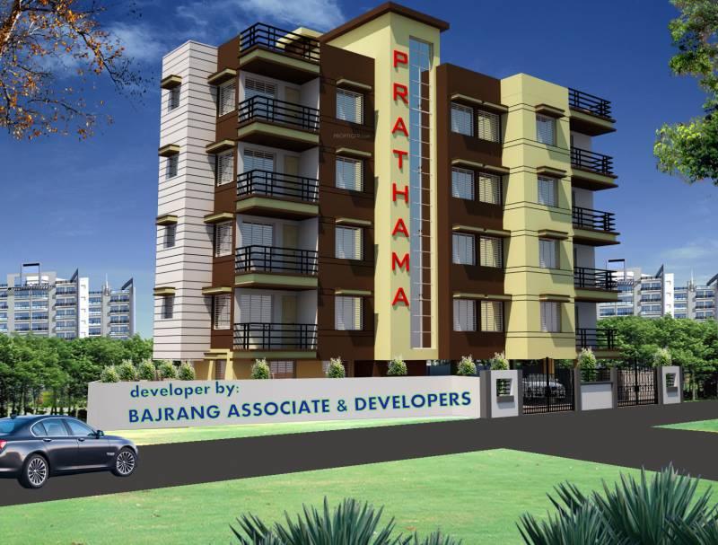 Images for Elevation of Bajrang Prathama Apartment