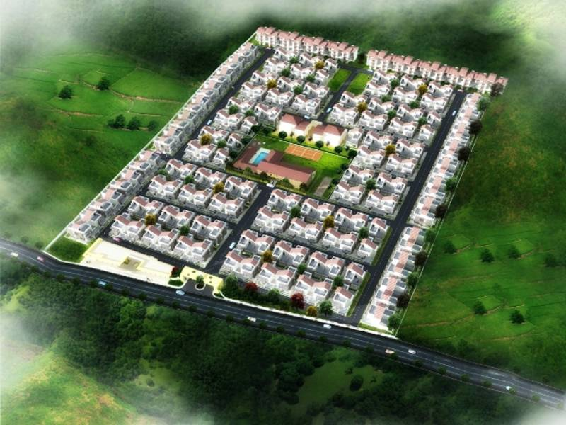 Images for Elevation of ND Palai Villas