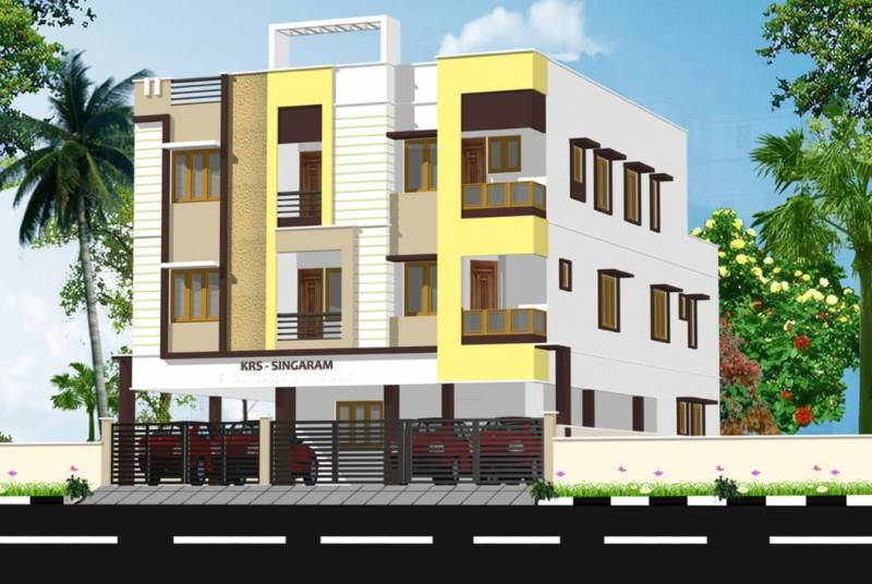 Images for Elevation of Maha KRS Singaram
