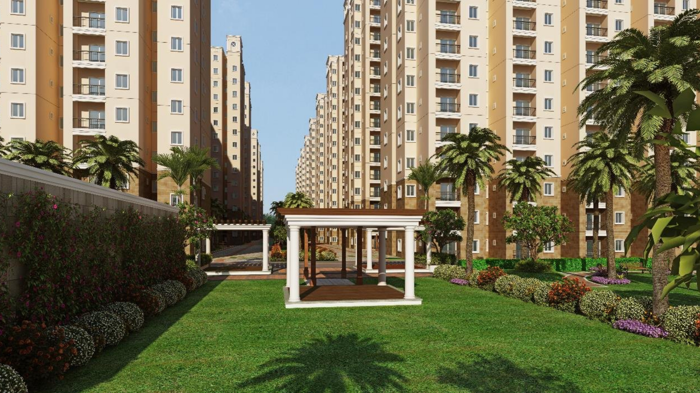 Allam GM Ambitious Enclave in Electronic City Phase 1