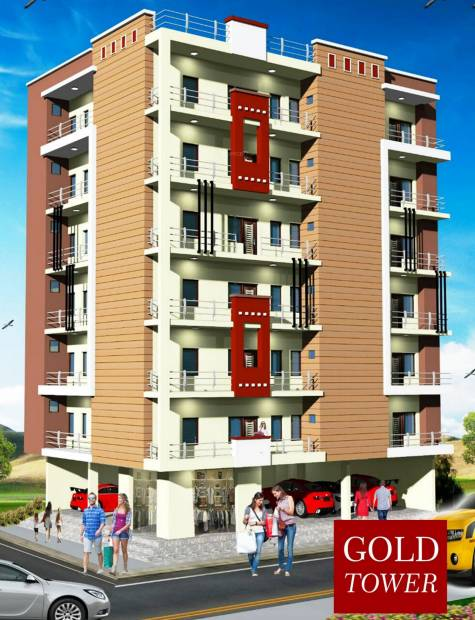 Images for Elevation of Belpatram Gold Tower