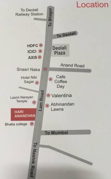 Images for Location Plan of Ishaan Hari Anandvan