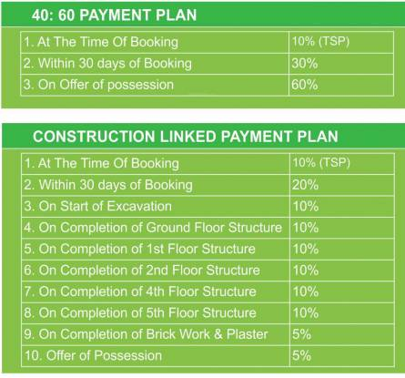 homes Construction Linked Payment (CLP)