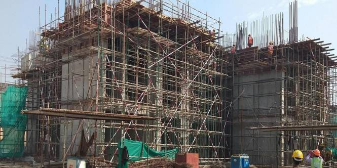 meridien Construction Status Aug-21
