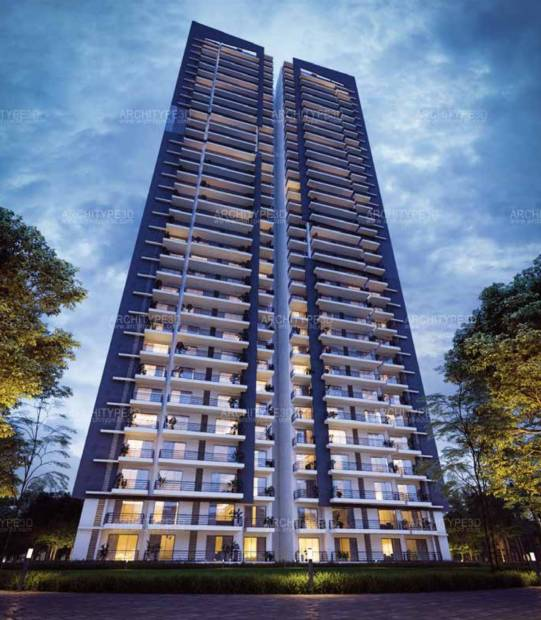 Images for Elevation of Godrej Meridien