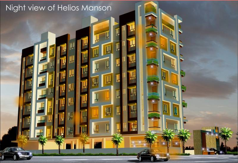 Images for Elevation of Sun Helious Mansion