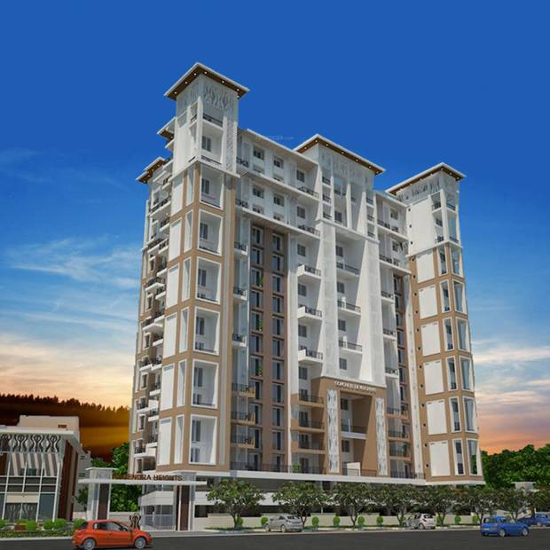Images for Elevation of Concrete Narendra Heights
