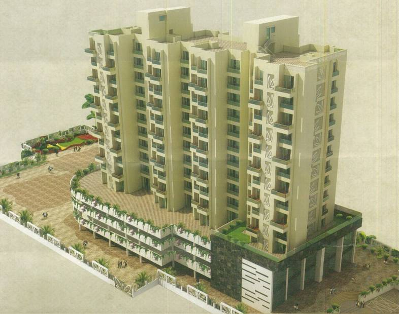 Images for Elevation of Vasai One Bldg 2