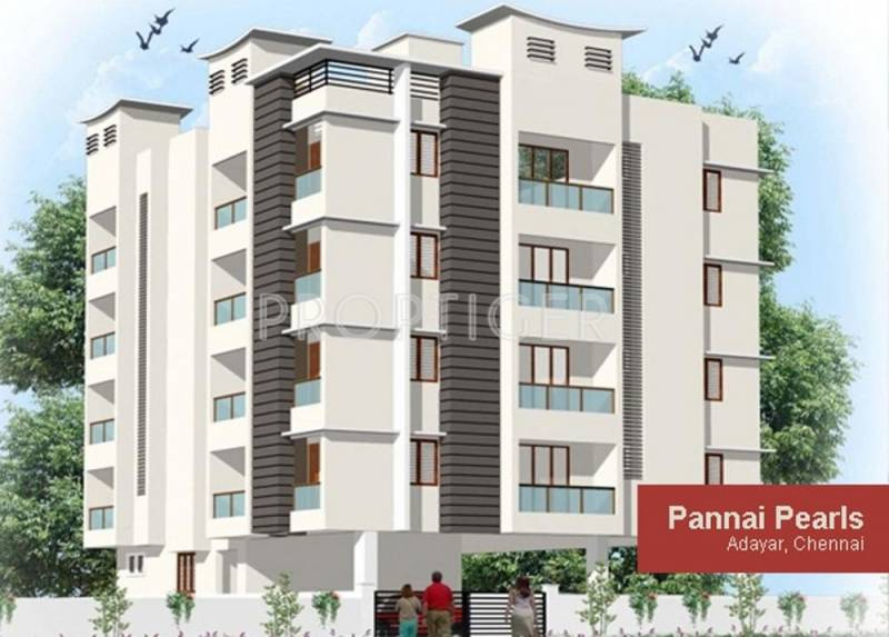 Images for Elevation of Poomalai Housing Pannai Pearls