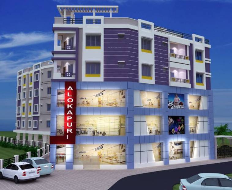 Images for Elevation of Siddeswari Aloka Puri Phase I