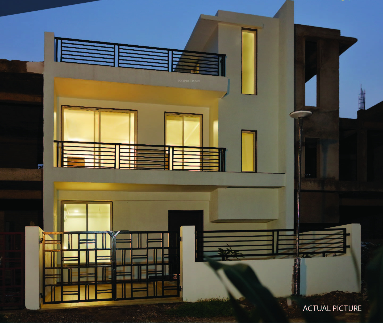 Mahalaxmi City Phase 1 in Bhokara, Nagpur - Price ...