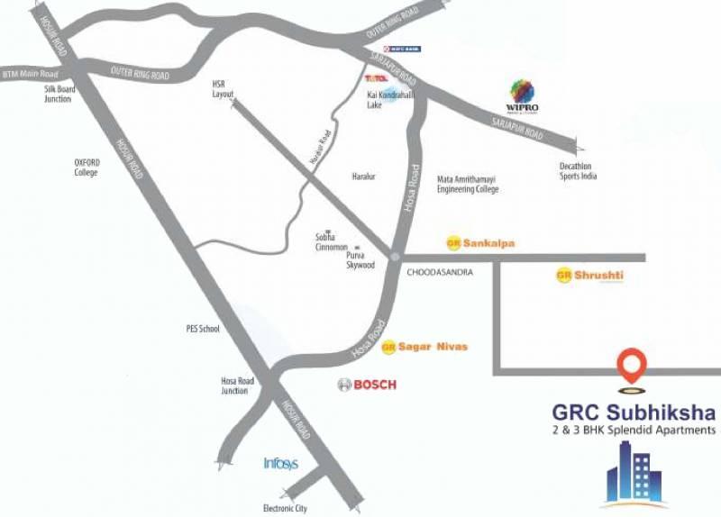 Images for Location Plan of GRC Subhiksha
