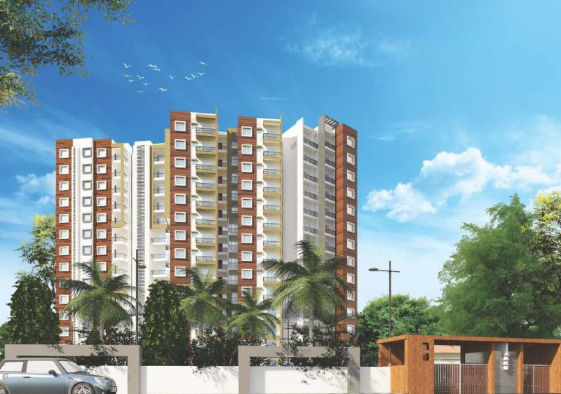 Images for Elevation of Sai Vrushabadri Towers