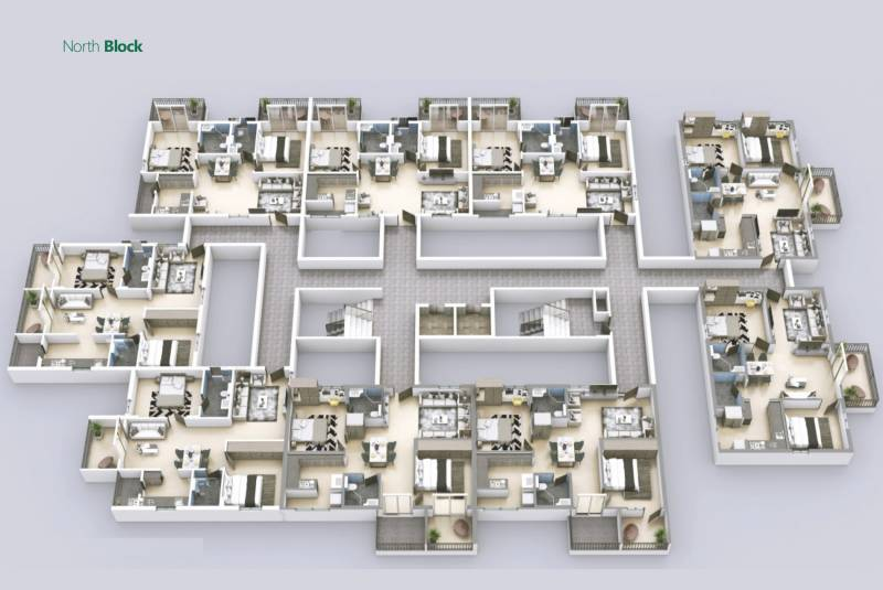 Images for Cluster Plan of Reliance Jubilee