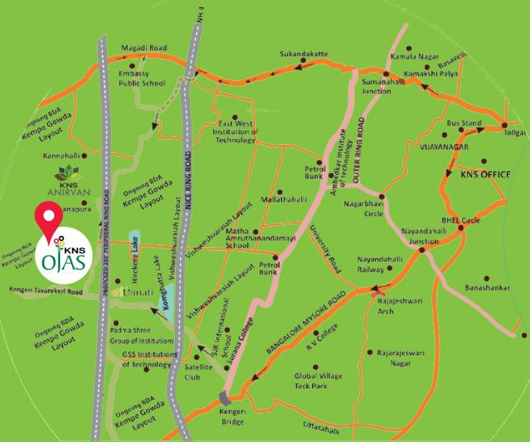 Images for Location Plan of KNS Ojas