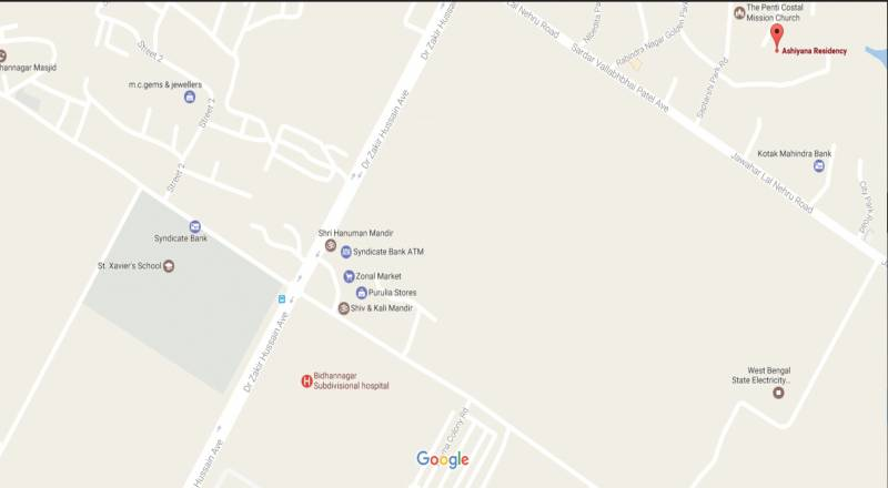 Images for Location Plan of Unique Ashiyana Residency