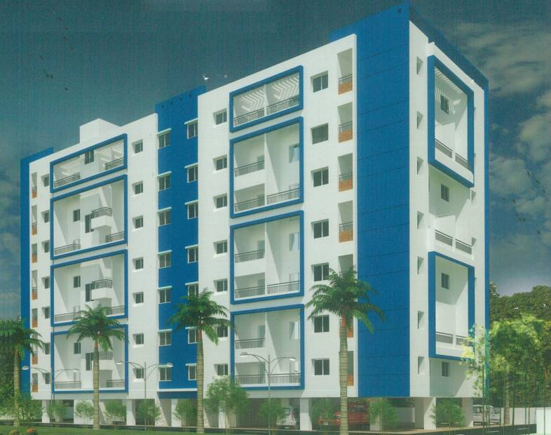 Images for Elevation of Abhijeet Acropolis