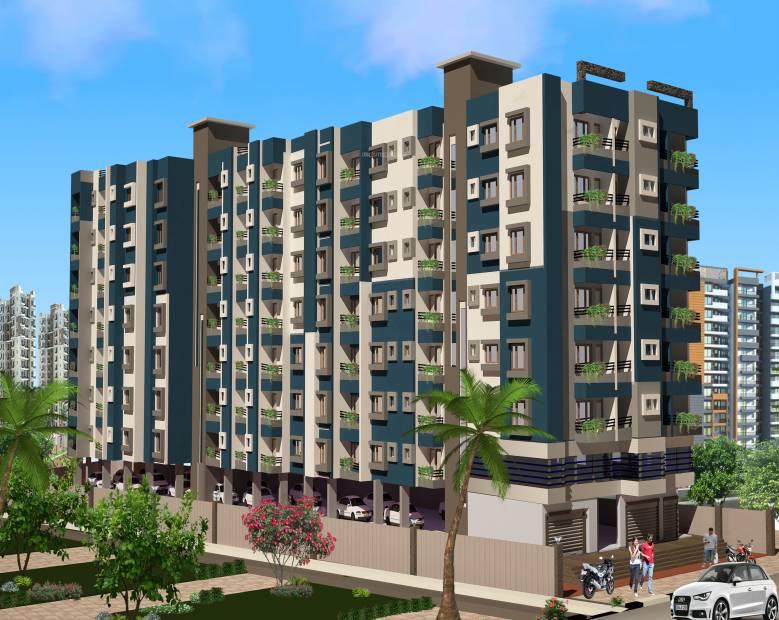 Images for Elevation of Mondal Samridhi Residency