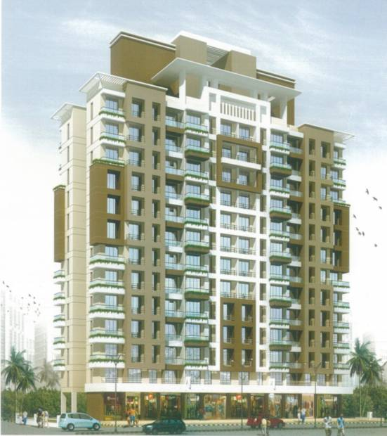 Images for Elevation of S And S Emerald Tower A Wing