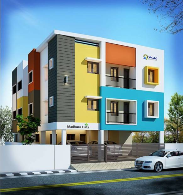 Images for Elevation of MC Madhura Flats