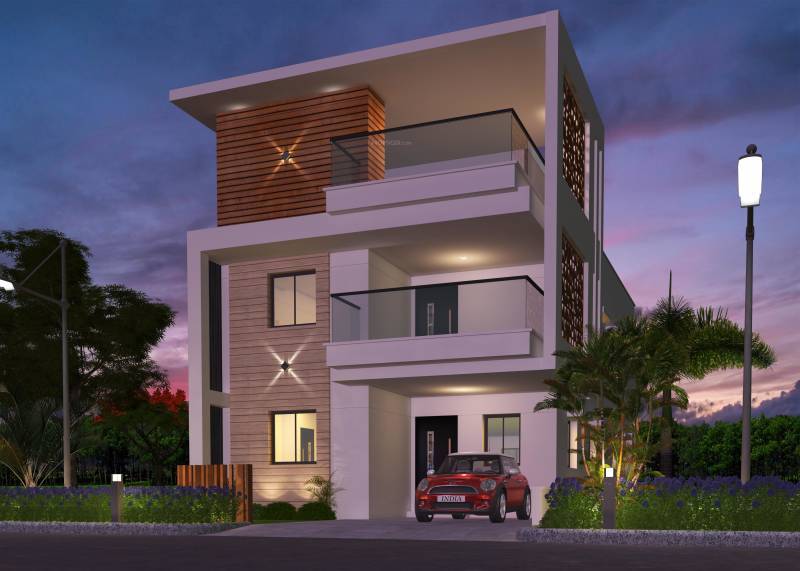 Images for Elevation of Sree Suryaa Serene Villa