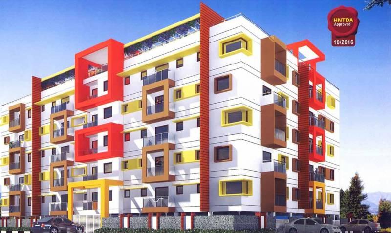 Images for Elevation of SBC Govardhana Nilayam