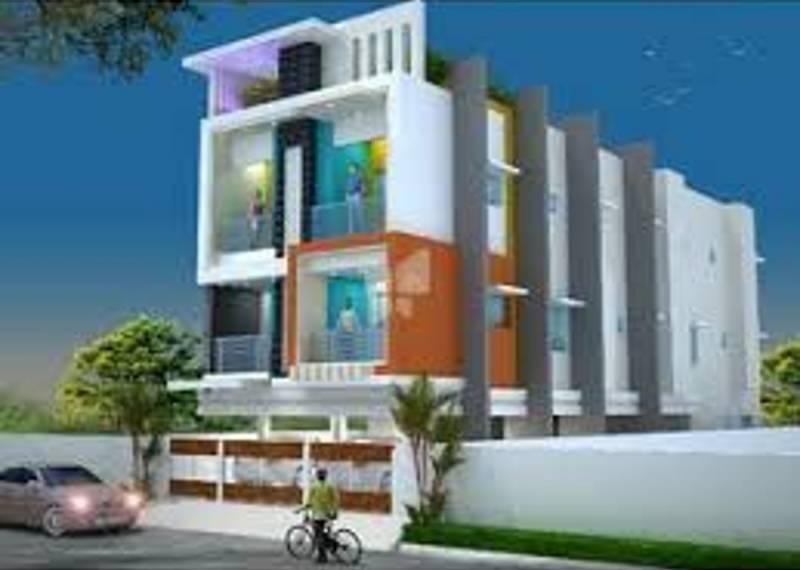 Images for Elevation of Vishnu Lokesh Homes