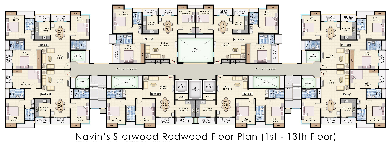 Navin Starwood Towers 2