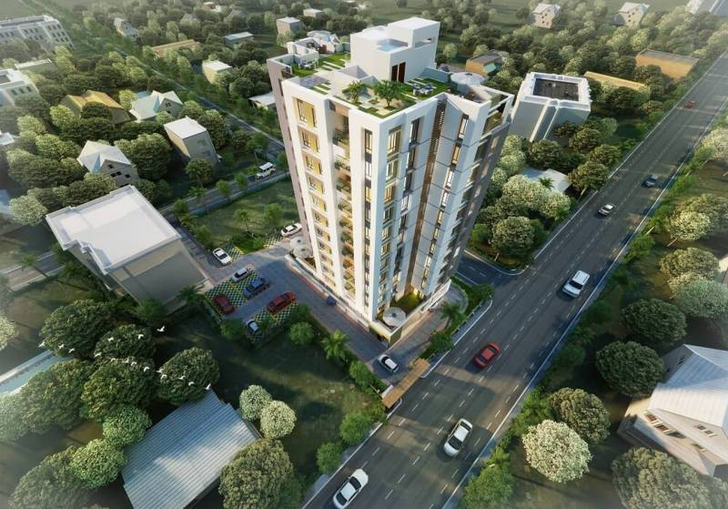 Images for Elevation of Mitra Guha Manorama Heights
