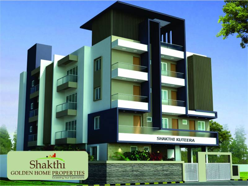 Images for Elevation of Shakthi Kuteera