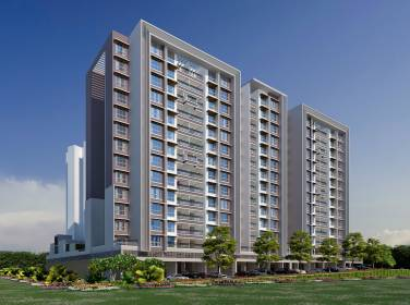 Images for Elevation of Kolte Patil Centria