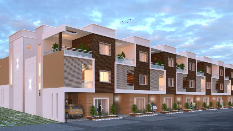 Images for Elevation of Vivansaa Amaryllies Boulevard