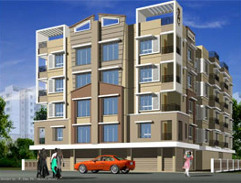 Images for Elevation of Dolphin Pramoda Residency