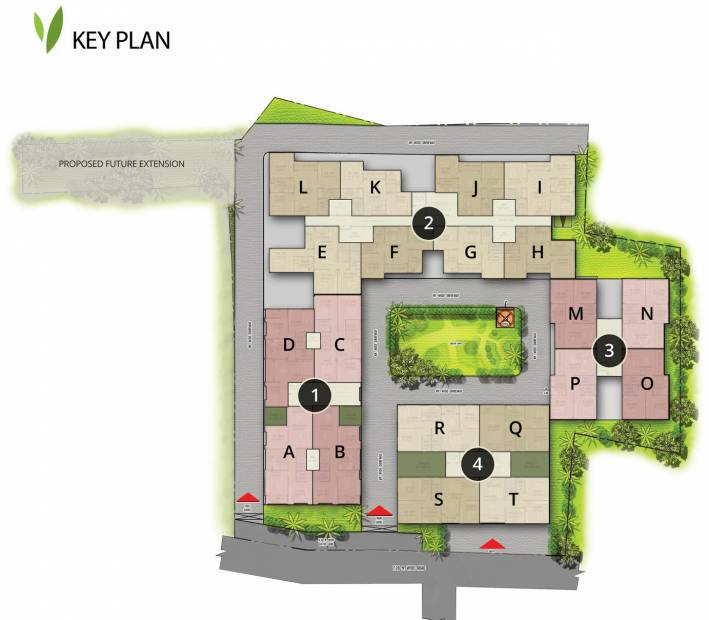 Images for Layout Plan of Symphony Serenity