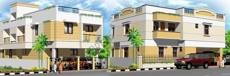 Images for Elevation of Mudhra Homes Twin Flower