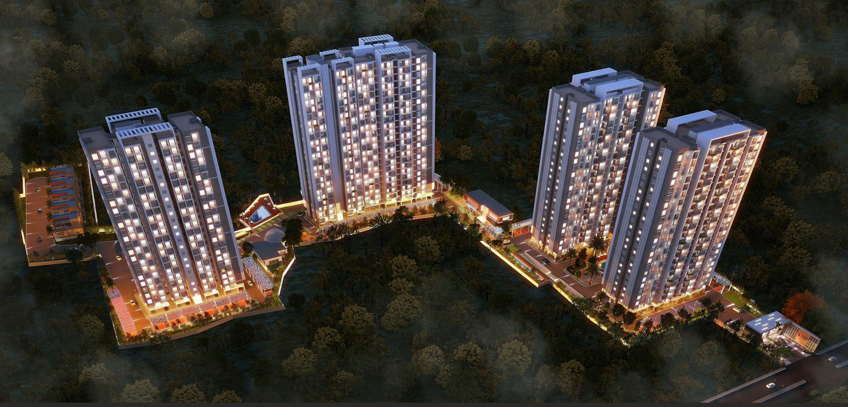 Candeur Landmark In Varthur Bangalore Price Location