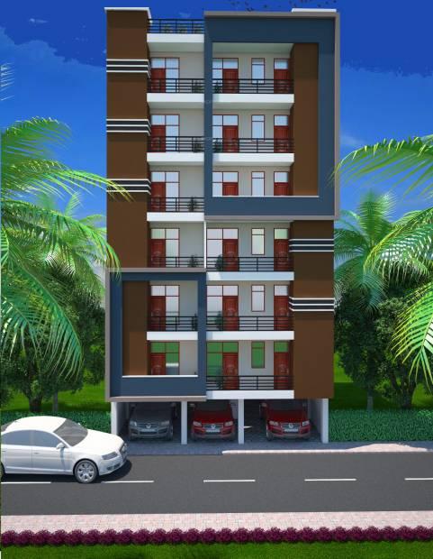 Images for Elevation of Om Sai Sai Ram Homes II