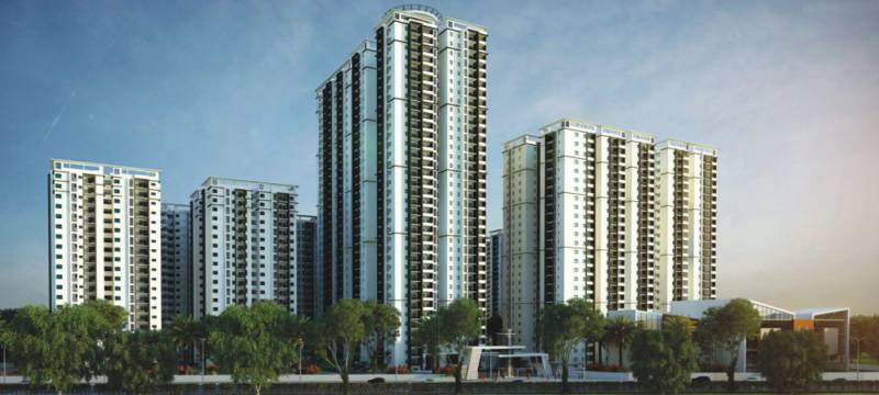Images for Elevation of SMR Vinay Iconia Phase 2