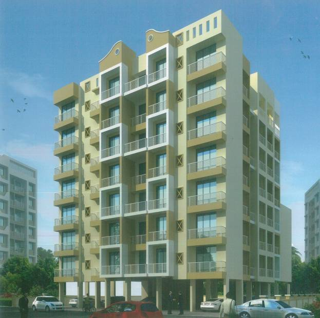 Images for Elevation of Laxmi Waman Heights