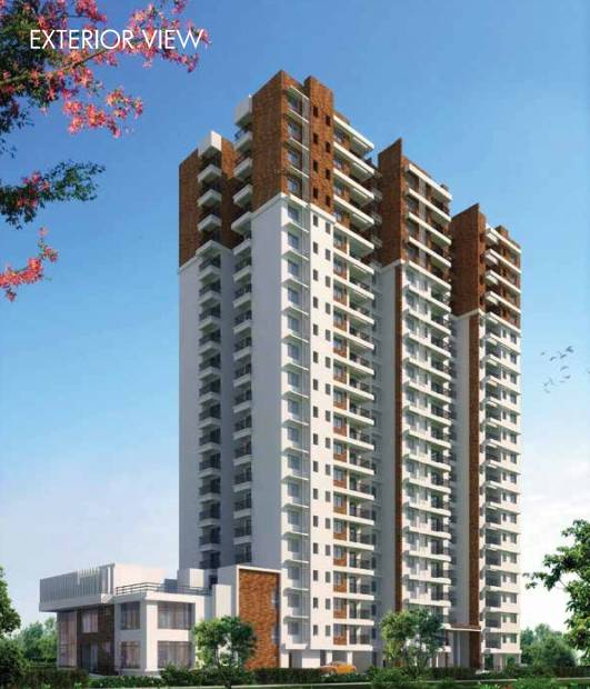 Images for Elevation of Prestige Misty Waters Vista Tower
