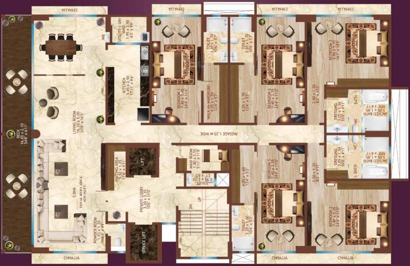 Images for Cluster Plan of Victor Lourdes
