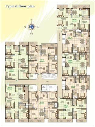 thunga-elite Thunga Elite Cluster Plan