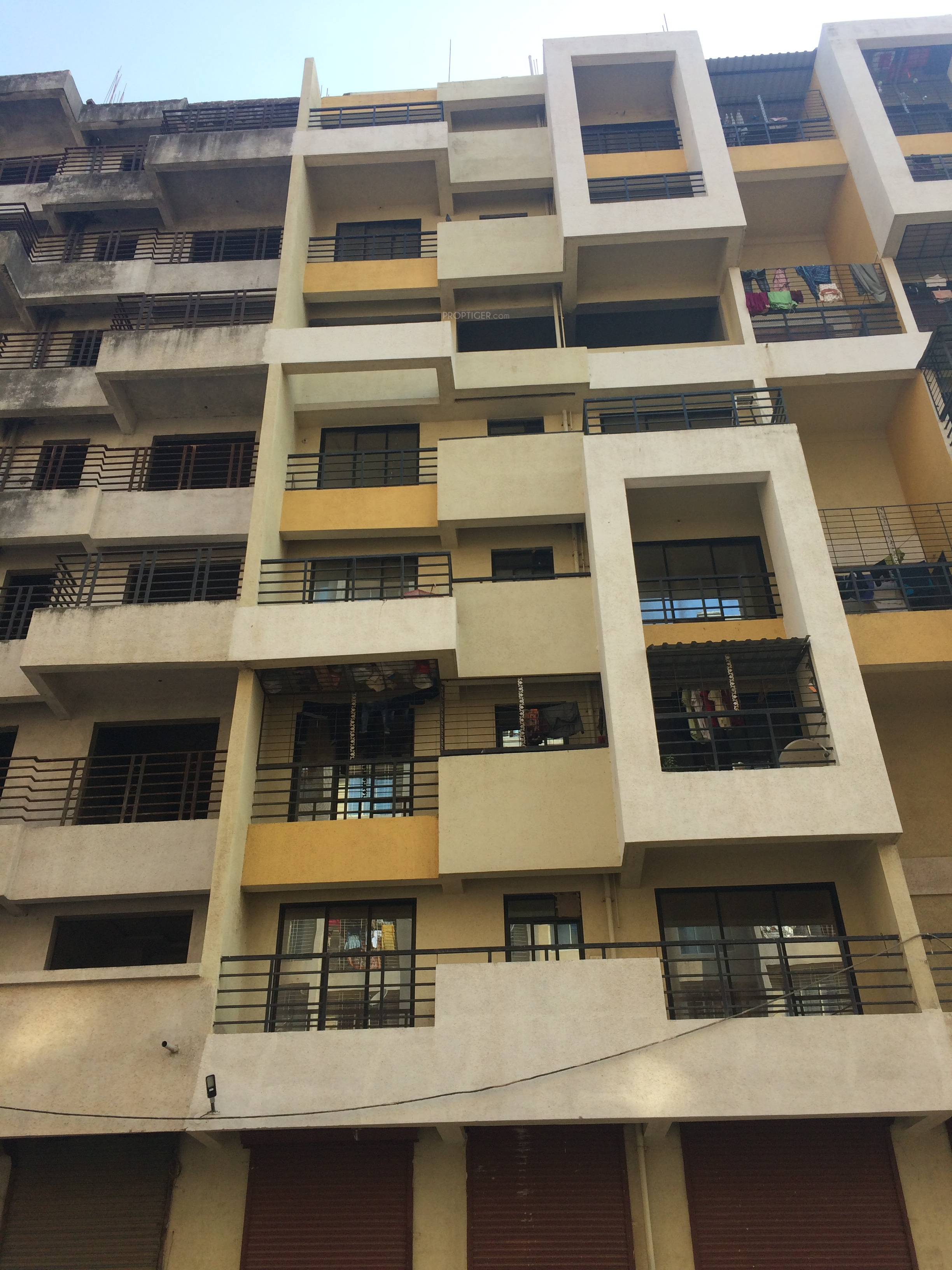 Sankalp Heights Building No 2 D E F Wing Phase 1 Ground
