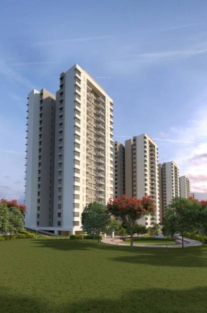 Images for Elevation of Sobha Lake Garden