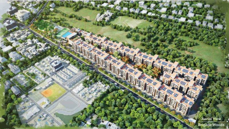 Images for Elevation of Brigade Woods