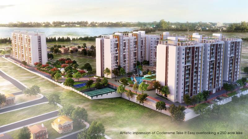 Images for Elevation of Shriram Blue
