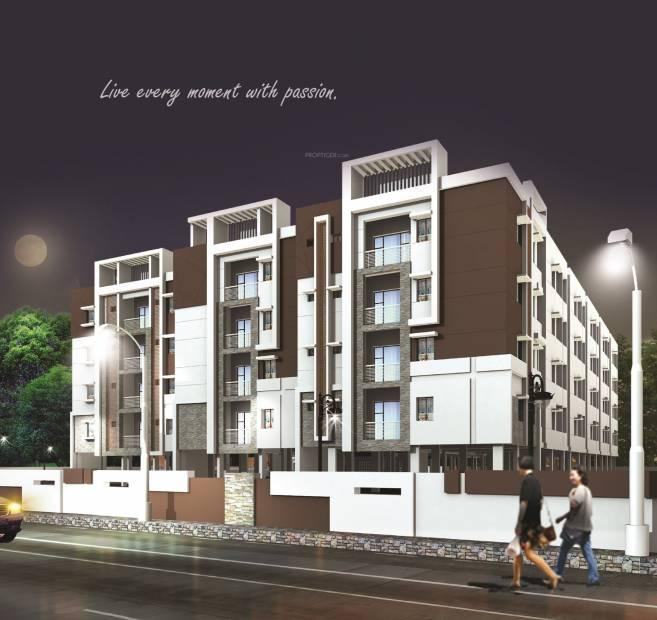 Images for Elevation of Seven Hills Sreepadam Grand