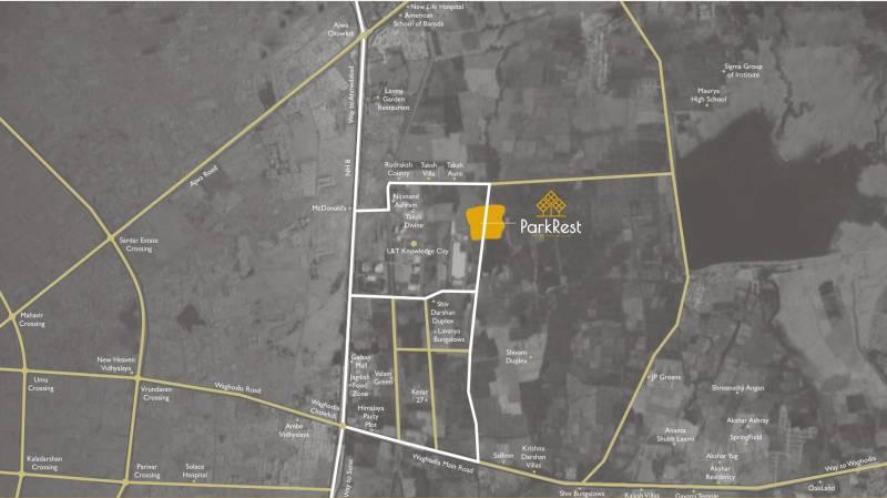 Images for Location Plan of Shashwat ParkRest