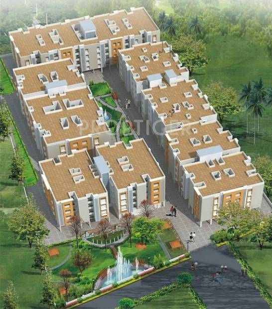 Images for Layout Plan of Sidharth Foundations And Housing Dakshin