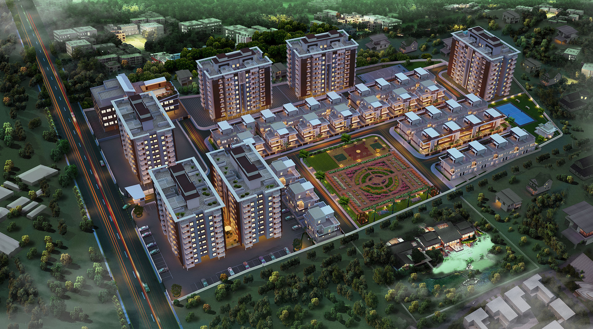Himalaya Infra Projects - All New Projects by Himalaya Infra